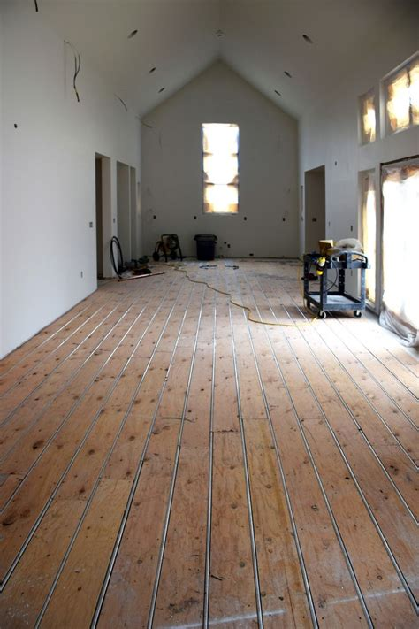 floor heating hardwood 17 best images about thermofin on montana
