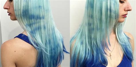 what is a good hair color for 68yr old woman the tie dye hair color trend how diy a tie dye hairstyle