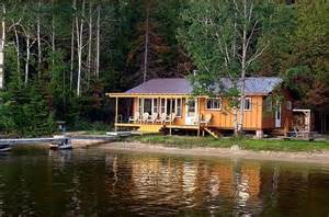 Fishing Cabins In by Northern Wilderness Cottages On Lake Northern