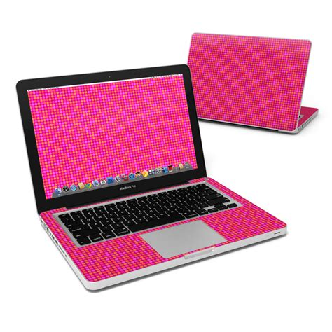 Apple Pink Macbook Pro dots pink macbook pro 13 inch skin istyles