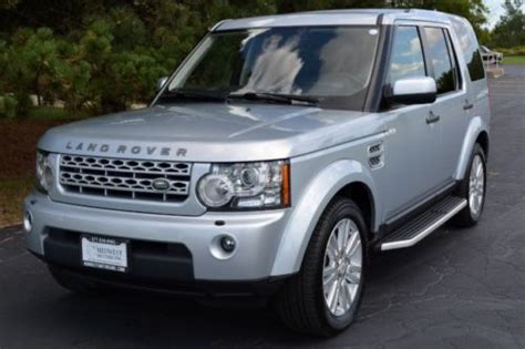 land rover lr4 interior 3rd row find used 2011 land rover lr4 hse certified navigation
