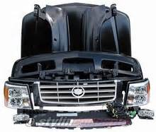 Cadillac Escalade Conversion Kit New Style Cadillac Escalade Front Conversion Kit