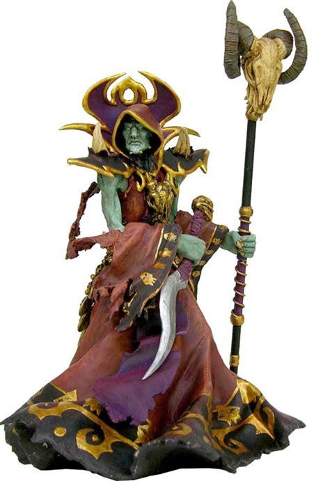 Trolls Set Isi 6 warcraft jual figure