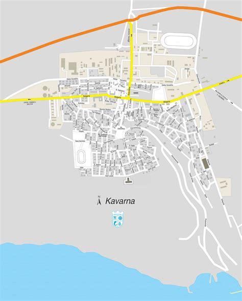 Porches Algarve Map by карта на каварна