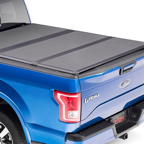 bed cover extang 174 chevy silverado 2015 2018 encore tri fold