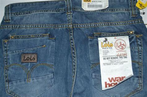 Celana Wanita Lois Original 2 jual celana pendek lois original blue wash firdyhs stores