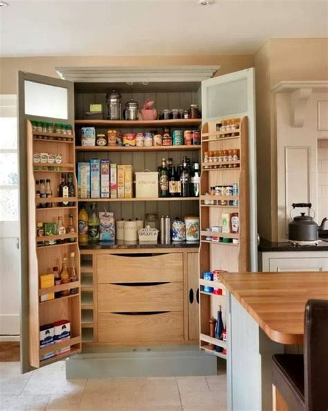 kitchen larder cabinet cabinet pull out shelves kitchen pantry storage home