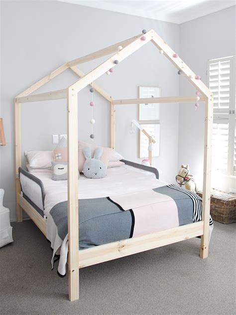 house bed house bed simply child interiors