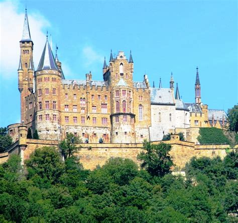hohenzollern castle monkeys and mountains adventure travel