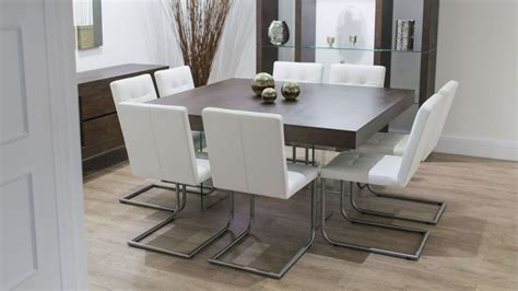 seat dining room table sets square dining room tables  seat  madeira table