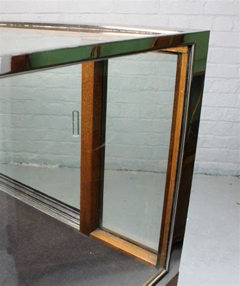 Shop Display Cabinets Uk by Pair Vintage Shop Display Cabinets 230527