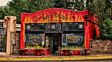 The Kitchen Manitou Springs by Ruffrano S Hell S Kitchen Pizza Manitou Springs Chamber