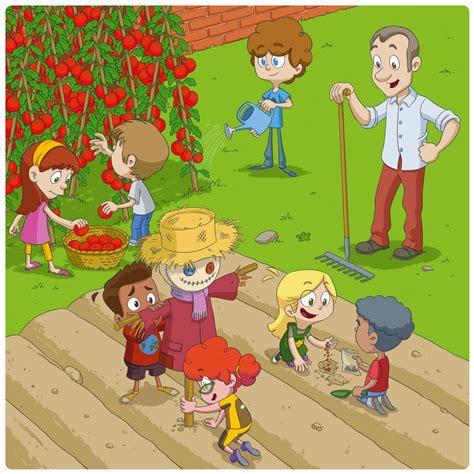 imagenes animadas jpg plantas para huerto escolar blog elangreen
