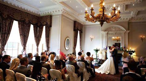 Romantic Wedding venue in North Yorkshire   Crathorne Hall