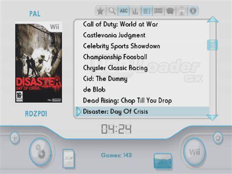 Usb Downloader usbloader gui usb loader gx gui for waninkoko 180 s usb