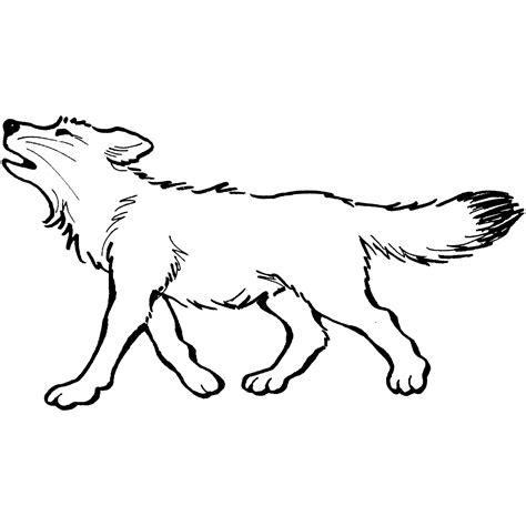 desenho de lobos lobo uivando desenho de wolfgirl gartic