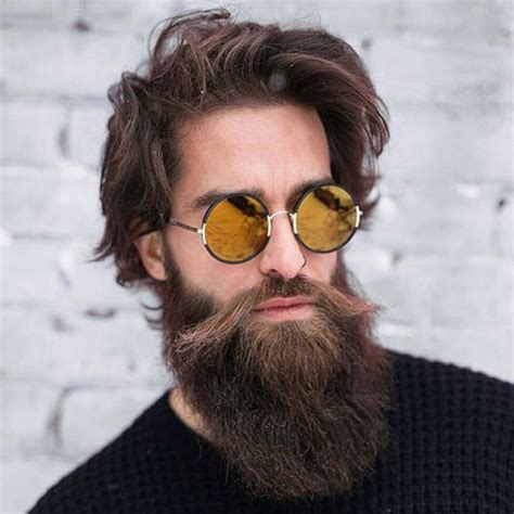 men s look with a long beard for my groom pinterest top 23 beard styles for men in 2018 men s haircuts