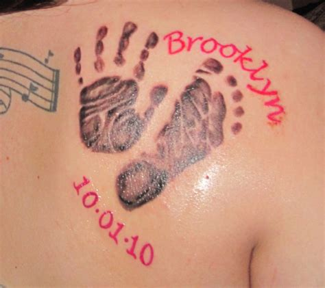baby hands and feet tattoo designs baby tattoos page 15