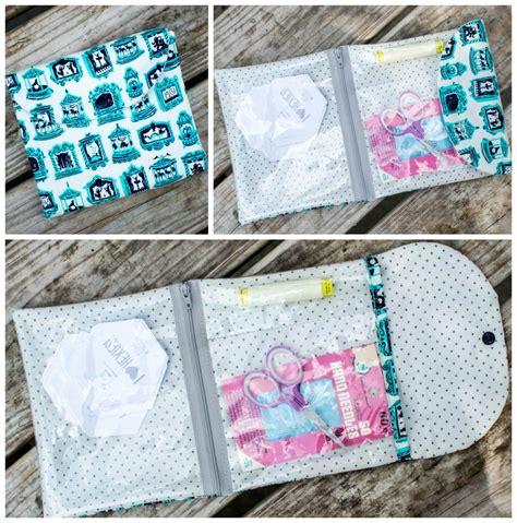visitor pattern c tutorial the peek a boo pouch free sewing pattern sewcanshe