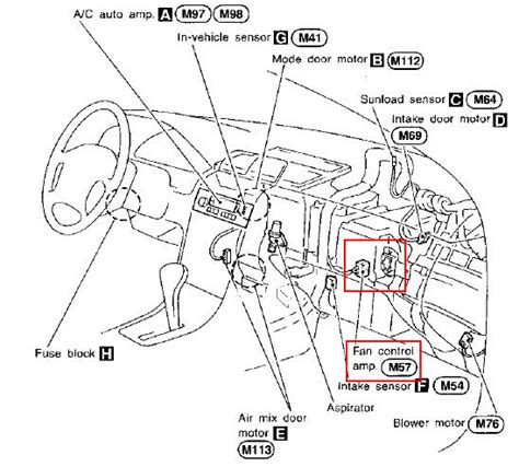 2008 nissan rogue blower motor resistor location nissan pathfinder blower motor location nissan free engine image for user manual