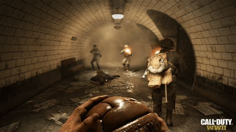 The New by New Call Of Duty Ww2 Map And Multiplayer Mode Revealed