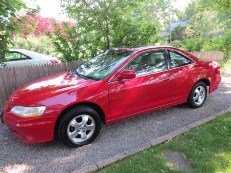 2002 honda accord 2 door purchase used 2002 honda accord ex coupe 2 door 2 3l