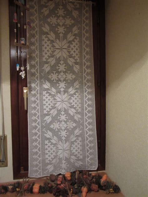 cortinas de ganchillo patrones gratis cortinas de ganchillo patrones imagui
