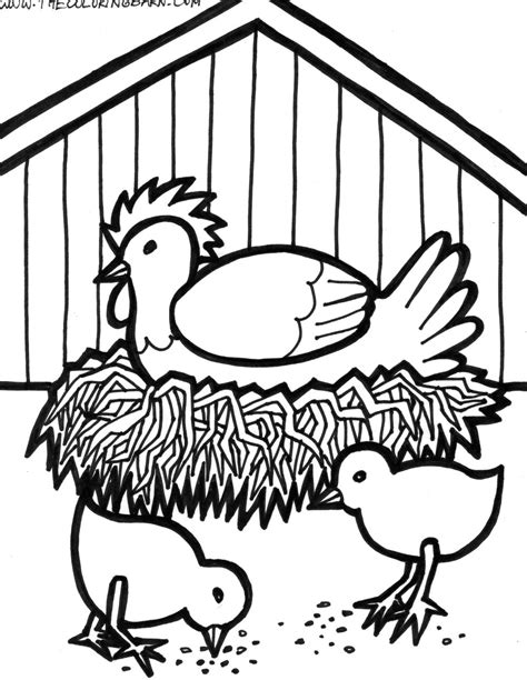 free rooster pictures to print farm animal coloring pages free rooster pictures to print farm animal printable