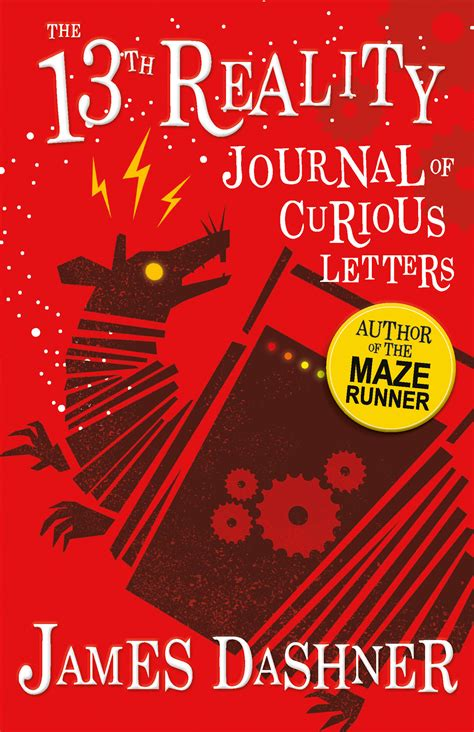 Journal Of Curious Letters journal of curious letters by dashner