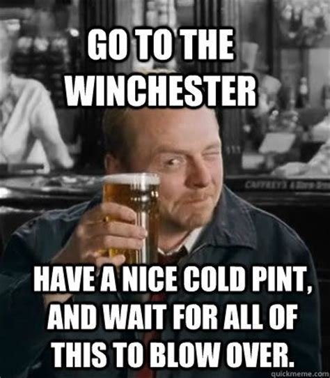 Shaun Of The Dead Meme - bill o reilly announces he s taking a vacation amid sexual