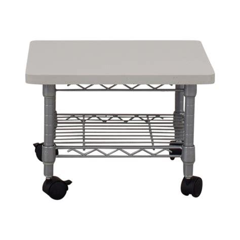 90 safco safco desk printer stand tables