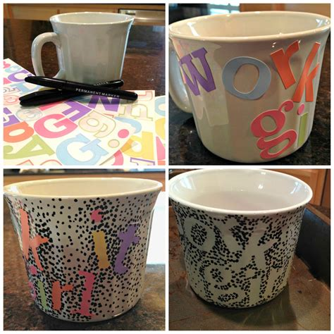 coffee mugs design all things katie marie diy coffee mug design