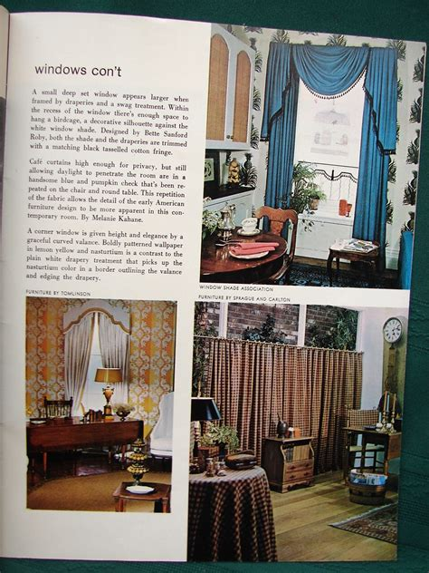 1963 Home Decor | home decorating ideas 1963 interior design book ebay