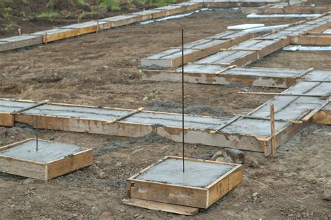 what is the foundation of a house foundations