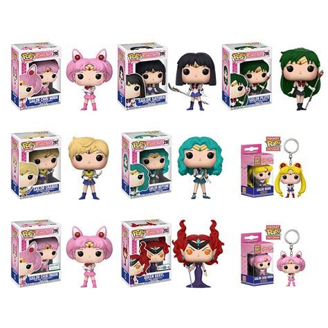 Funko Pop Sailor Moon With Bishoujo Senshi Sailor Moon funko pop outer senshi are coming more nakayoshi sera myu lyrics cd miss