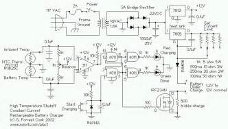 temperature controlled nicd charger