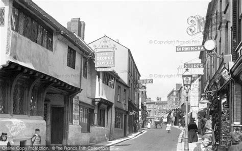 What Gift Cards Does Woolworths Sell - yeovil middle street 1900 francis frith