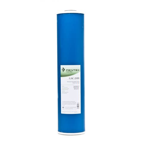 inline whole house water filter gac20 bb pentek whole house filter replacement cartridge