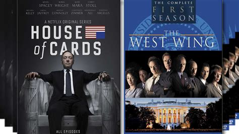 house tv series west wing vs house of cards best political tv series