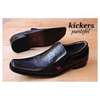 Sepatu Kerja Kantor Kulit Kickers harga sepatu kerja kantor pria kickers pantofel kulit