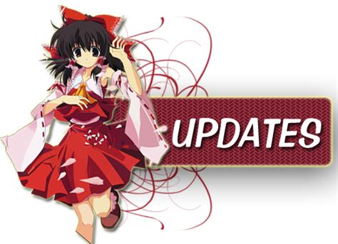 Anime Update | updates re create anime blog