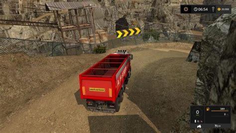 Miners Ls by Fs17 Landsweiler Mining V1 0 Farming Simulator 17 Fs17