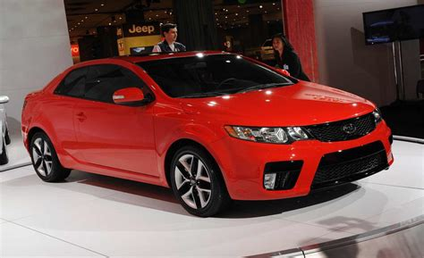 Kia Forte 2010 Horsepower 2010 Kia Forte Koup Pictures Information And Specs