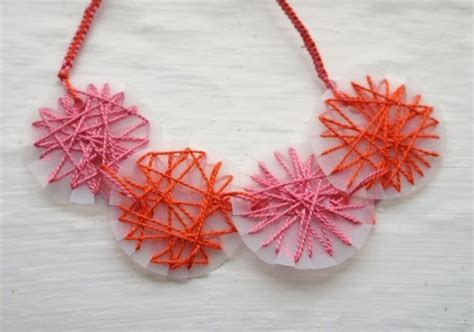 craft thread projects string craft activity for