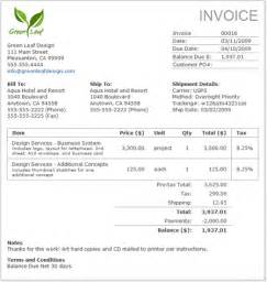 What does an invoice look like what does it look like find out