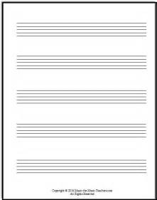 Music Writing Paper Downloadable Sheet Music Writing Software Freeprotect