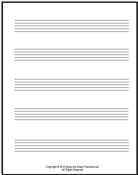 printable musical staff lamin invrs co