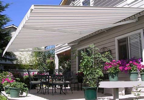 side awnings for patios rediscover your side patio with shading by eclipse