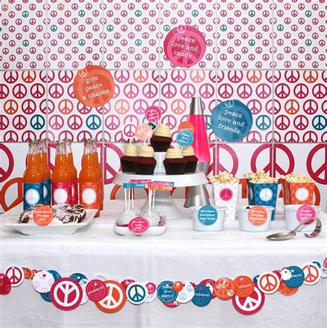 birthday themes for love 25 popular tween and teenager birthday parties tip junkie