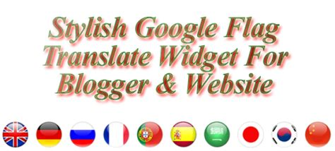 blogger language how to add google translate widget to blogger blogs